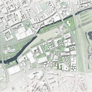Städtebaulicher Plan / Urban Plan