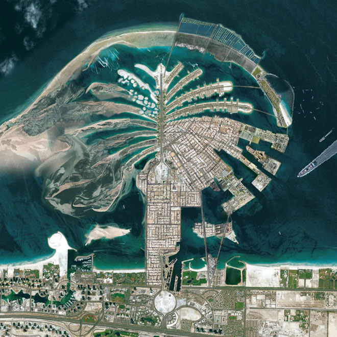 Palm Island Dubai Project Pictures To Pin On Pinterest