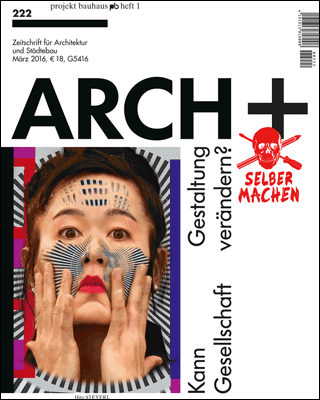 Cover Arch+ 222