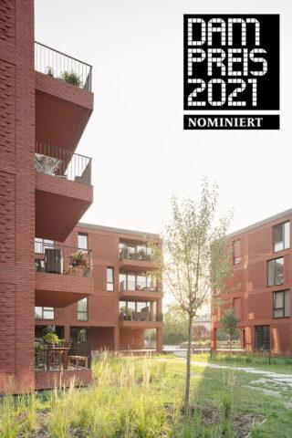 DAM Preis für Architektur 2021